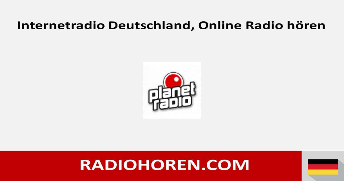 Planetradio Webradio