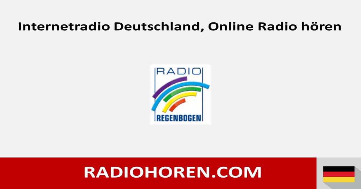 Internet Radio Regenbogen