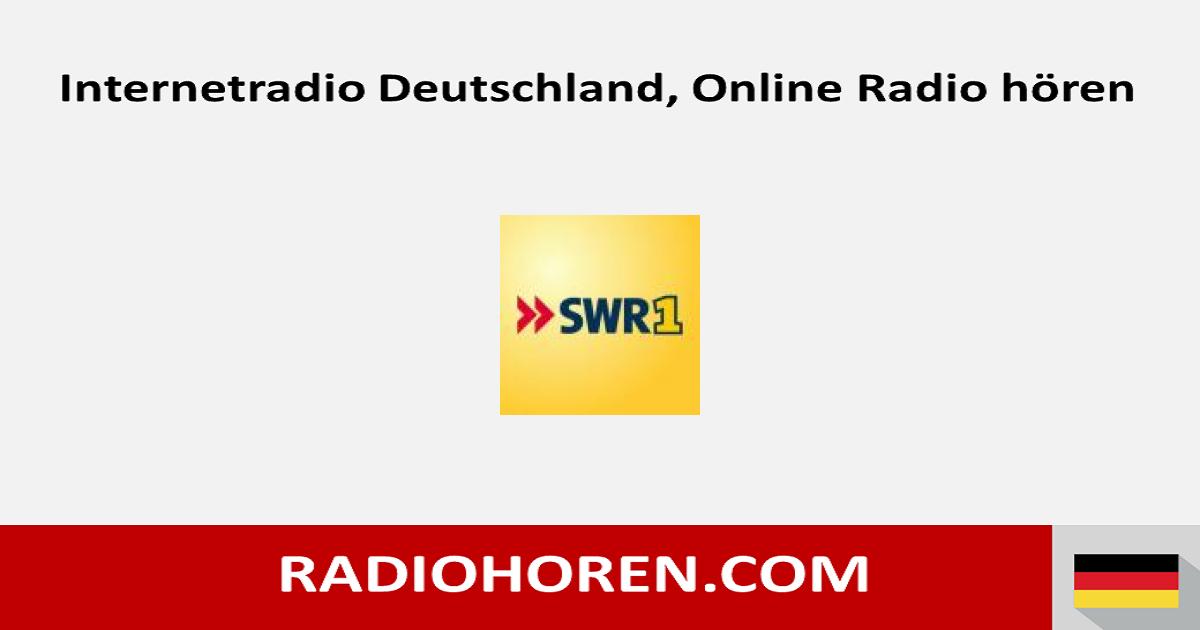 Swr 1 Webradio Hören