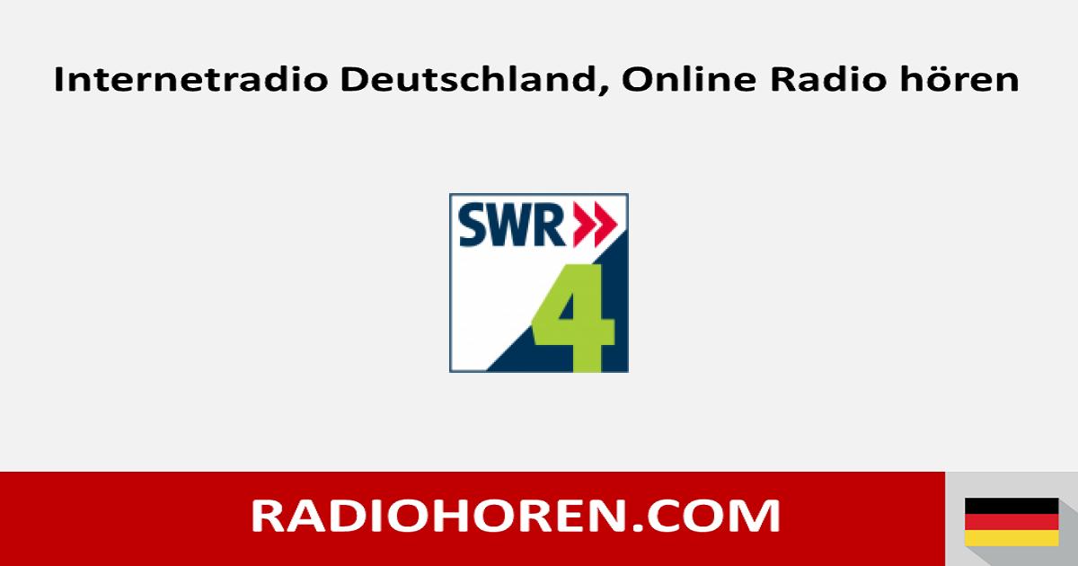 Swr4 Online Hören